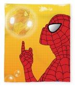Spiderman 3 Fleece Blanket