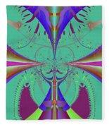 spinalis I Fleece Blanket