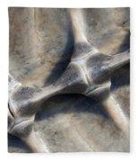 Spine Fleece Blanket