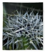 Spiney Bloom Fleece Blanket