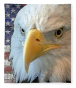 Spirit Of America Fleece Blanket