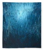 Spirit Of Life - Abstract 3 Fleece Blanket