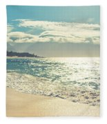 Spirit Of Maui Fleece Blanket