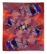 Spiritual Dna Fleece Blanket