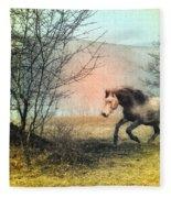 Spiritus Equus Fleece Blanket