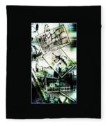 Spirtuality Fleece Blanket