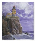 Split Rock Magic Fleece Blanket