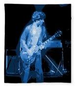 Spokane Blues In 1977 Fleece Blanket