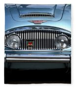 Sports Car Fleece Blanket
