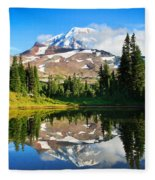 Spray Park Tarn Fleece Blanket