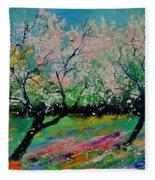 Spring 452121 Fleece Blanket