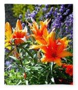 Spring 921 Fleece Blanket