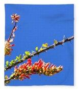 Spring Buds 32815 Fleece Blanket
