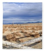 Spring Creek 1 Fleece Blanket