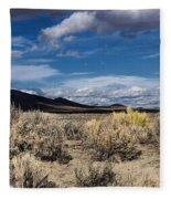 Spring Creek 2 Fleece Blanket