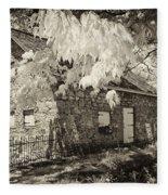 Spring Creek Mill Fleece Blanket