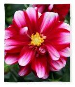 Spring Flower 1 Fleece Blanket