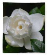 Spring Gardenia 2013 Fleece Blanket