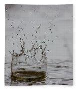 Spring Splash Fleece Blanket