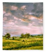 Spring Valley Fleece Blanket