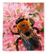 Sprinkled With Pollen Fleece Blanket