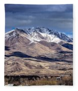 Squaw Butte Fleece Blanket
