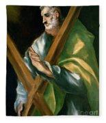 St Andrew Fleece Blanket