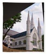 St. Andrews Cathedral Fleece Blanket