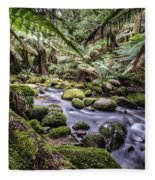 St Columba Falls Fleece Blanket