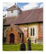 St James Ashmansworth Fleece Blanket