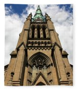 St. James Cathedral Fleece Blanket
