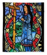 St. Kateri Fleece Blanket