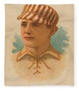 St. Louis Browns 1887 Fleece Blanket
