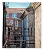 St Louis One And Iberville Fleece Blanket