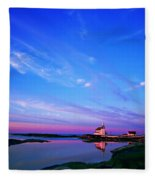 St. Lukes Anglican Church, Newtown Fleece Blanket