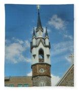 St. Mark's Episcopal Church Grand Rapids Fleece Blanket