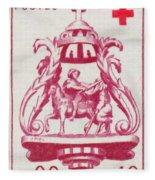 St Martin - Brotherhood Of Stick Fleece Blanket