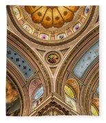 St. Mary Of The Angels Splendor Fleece Blanket