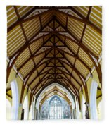 St Mary's Cathedral Fleece Blanket