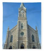 St. Mary's In Port Washington  Fleece Blanket