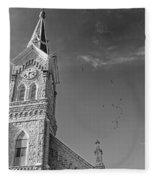 St. Mary's - Port Washington 6  Fleece Blanket