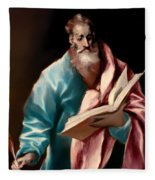 St Matthew Fleece Blanket