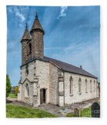 St Michael Church Fleece Blanket