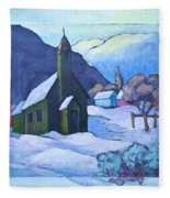 St Michaels Fleece Blanket