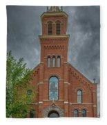 St Micheals Church Fleece Blanket