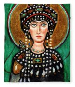 St Patricia Fleece Blanket