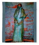 St. Patrick Cathedral  Fleece Blanket