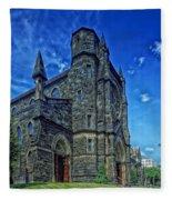 St Patrick's Church Fleece Blanket