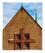 St Patricks Church Fleece Blanket