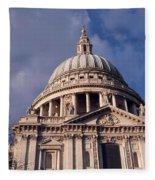 St Paul's Cathedral Fleece Blanket